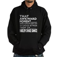 Harlem Shake Dance Awkward Designs Hoodie