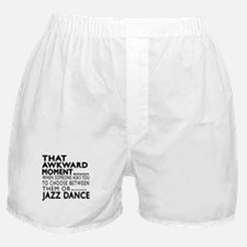 Jazz Dance Awkward Designs Boxer Shorts