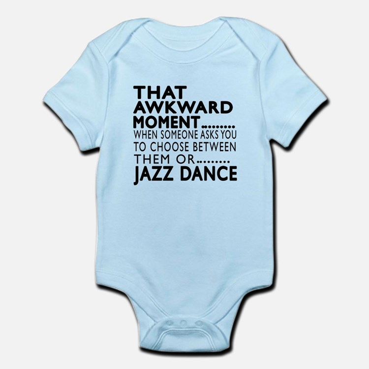 Jazz Dance Awkward Designs Infant Bodysuit
