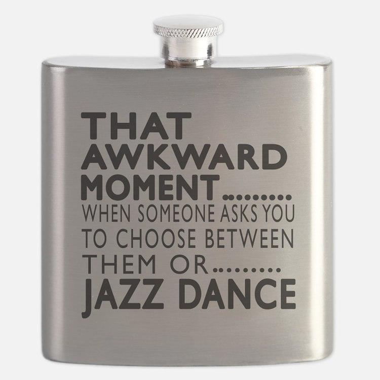 Jazz Dance Awkward Designs Flask