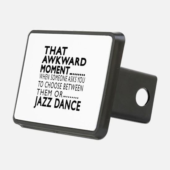 Jazz Dance Awkward Designs Hitch Cover