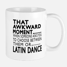Latin Dance Awkward Designs Mug