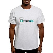 Nurse Coffee Drinker T-Shirt