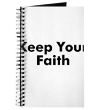 Keep Your Faith Journal