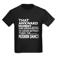 Modern Dance Awkward Designs T