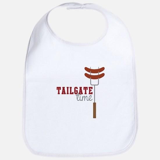 Tailgate Time Bib