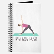 Triangle Pose Journal