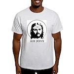 AIR JESUS Ash Grey T-Shirt