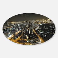 Dubai Burj Khalifa Decal