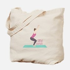 Find Strength Tote Bag