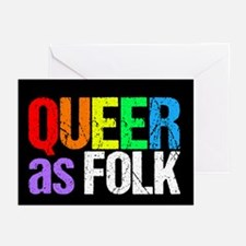 Queer as Folk Greeting Cards (Pk of 20)