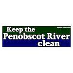 Penobscot River Bumper Sticker