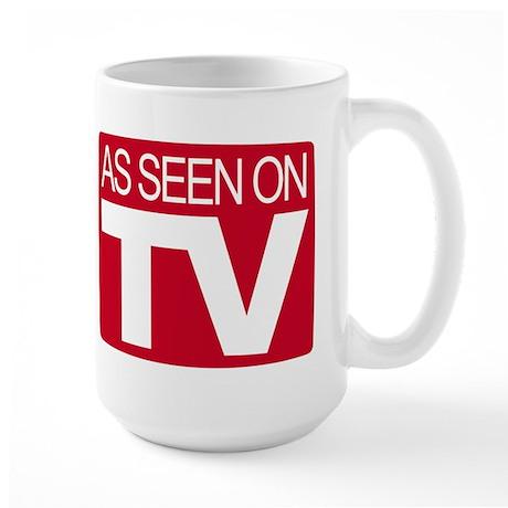 As Seen On TV Large Mug