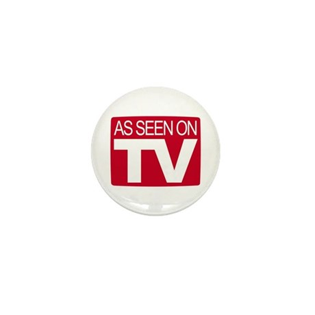 As Seen On TV Mini Button (100 pack)
