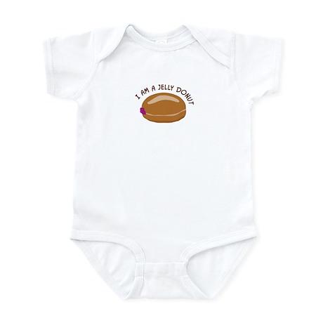 Jelly Donut Infant Bodysuit