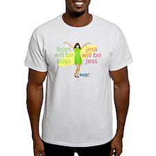 New Girl Jess will be Jess T-Shirt