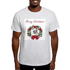 Computer Merry X-mas T-Shirt