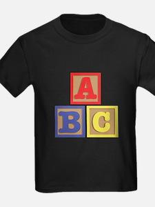ABC Blocks T-Shirt