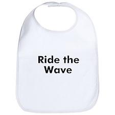 Ride the Wave Bib