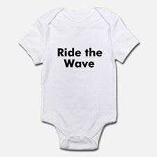 Ride the Wave Onesie