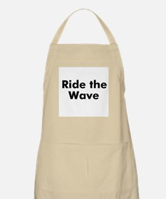 Ride the Wave BBQ Apron