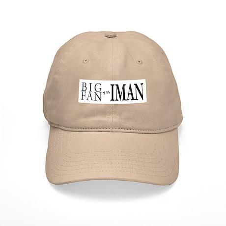 Fan of Iman Cap