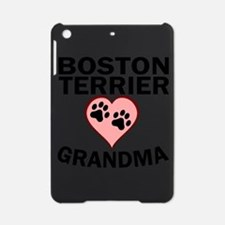 Boston Terrier Grandma iPad Mini Case