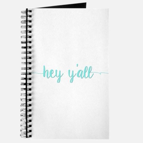 Hey Y'all Journal