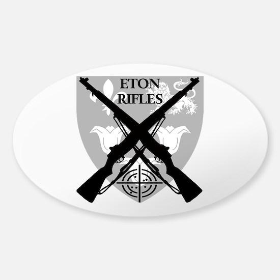 Eton Rifles Decal