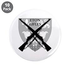 "Eton Rifles 3.5"" Button (10 Pack)"