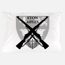 Eton Rifles Pillow Case