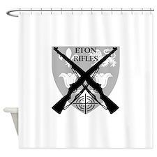 ETON RIFLES Shower Curtain