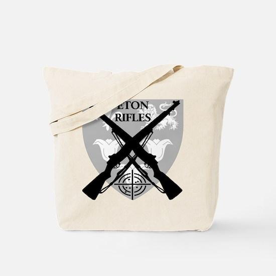 ETON RIFLES Tote Bag