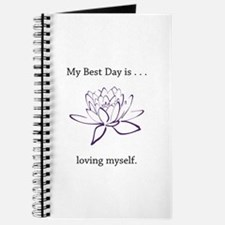 Best Day Loving Self Gifts Journal