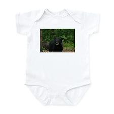 black bear 2007 Infant Bodysuit