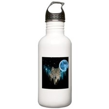 Wolf StarLight Water Bottle