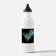 Wolf StarLight Water Bottle