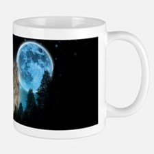 Wolf StarLight Mugs