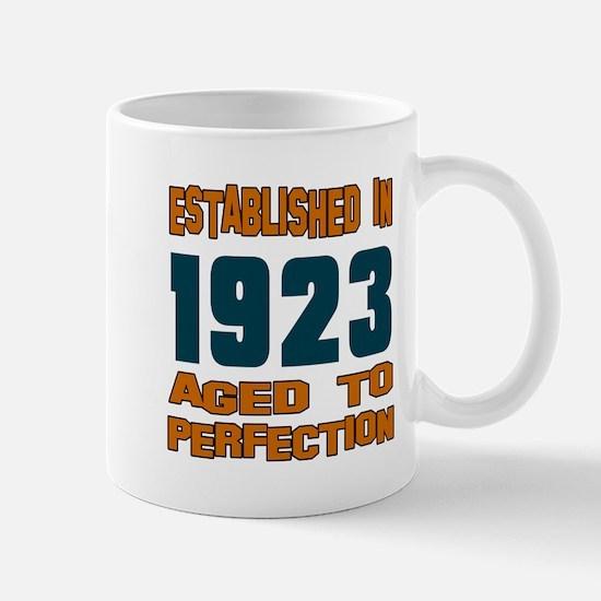 Established In 1923 Mug