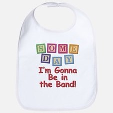 Someday Band Bib