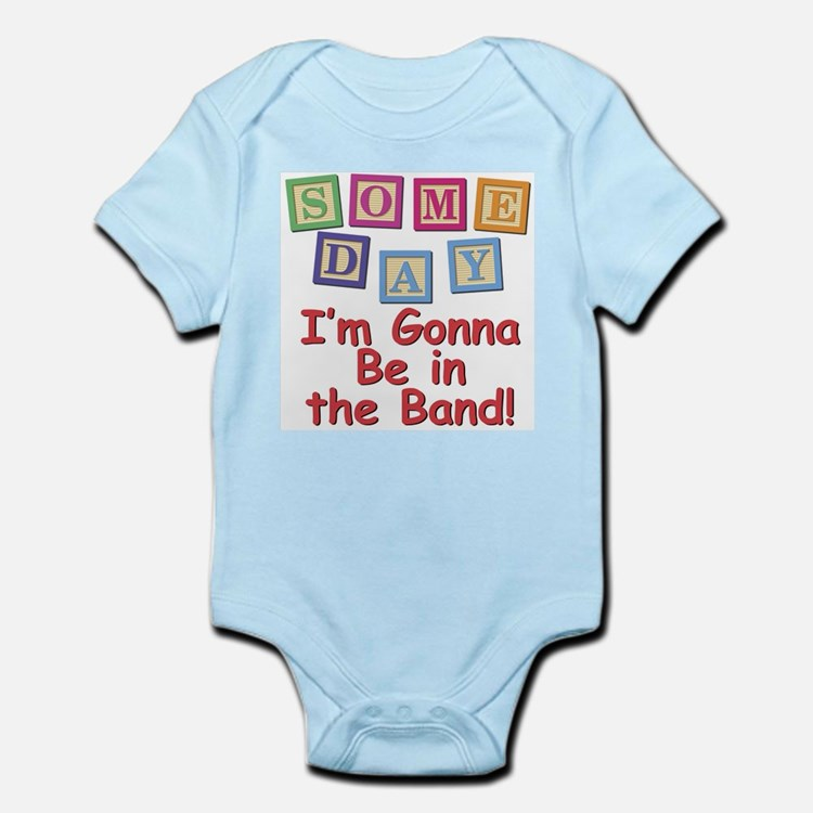 Someday Band Body Suit