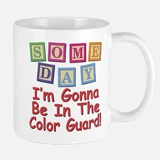 Someday Color Guard Mugs