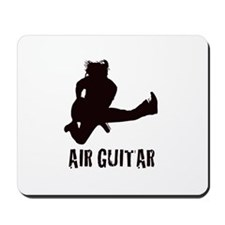 Air Guitar Mousepad