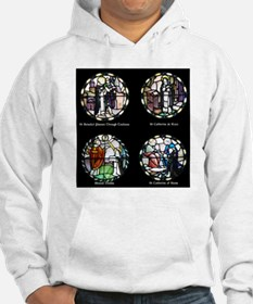 Benedictine Traditions in Staine Hoodie