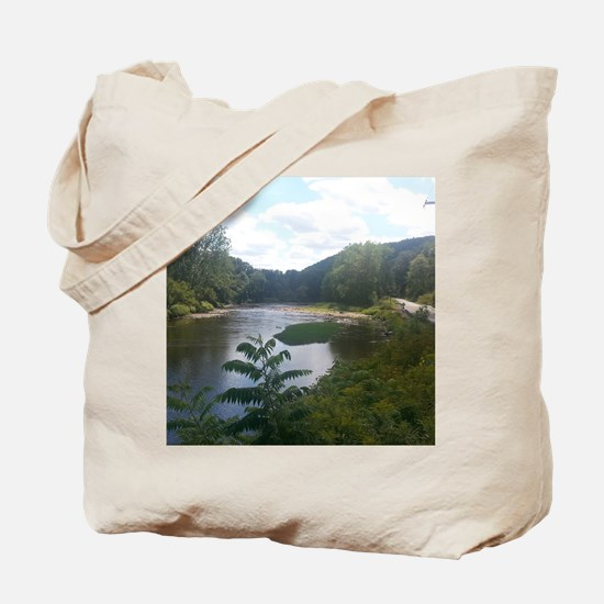 Late Summer on 666 Tote Bag