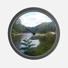 Late Summer on 666 Wall Clock