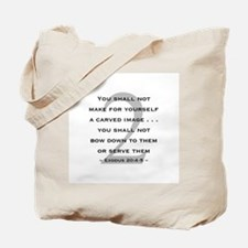 10 Commandments 2 - Tote Bag