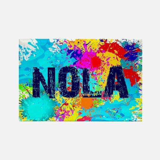 Good Vibes NOLA Burst Magnets