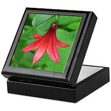 Canada Lily Keepsake Box