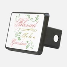 Blessed To Be A Grandma Hitch Cover